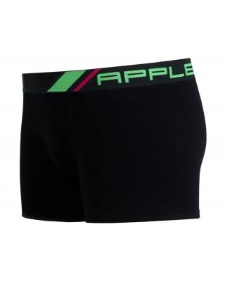 Apple Ανδρικό Boxer 0110960 Black-Lime