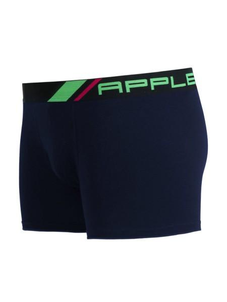 Apple Ανδρικό Boxer 0110960 Blue Ele/Lime