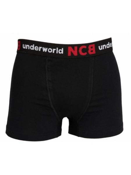Nina Club Ανδρικό Boxer 411 Μαύρo/NCB