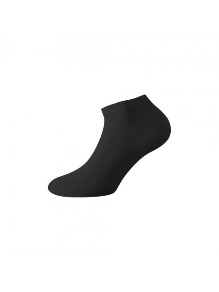 WALK Ανδρικές Κάλτσες Κοφτές Bamboo ΜΑΥΡΟ - W324