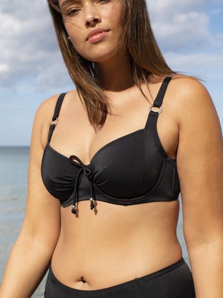 DORINA Γυναικείο Μαγιό Σουτιέν FIJI Eco Curves  - D17026A-V00 Black