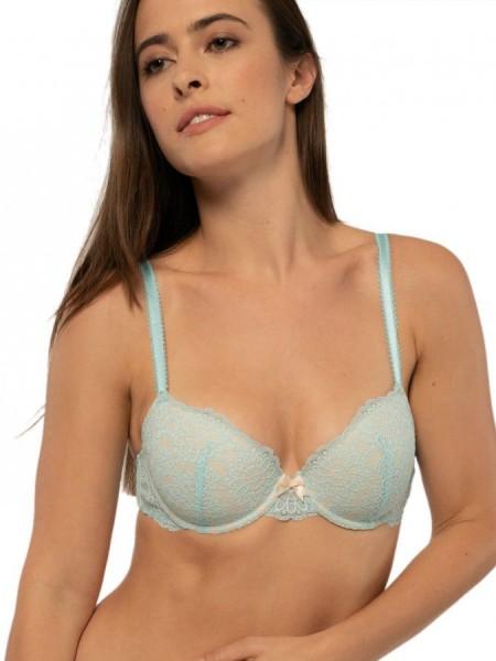 DORINA Abigail Σουτιέν 1+1 Δώρο B/C/D - D00897X-X79 Σομόν & Γαλάζιο
