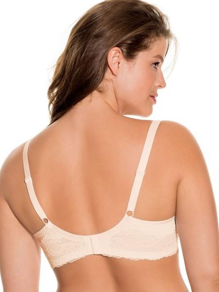 DORINA Adele Σουτιέν για Μεγάλο Στήθος D/E/F - D17165A-B60 Μπεζ
