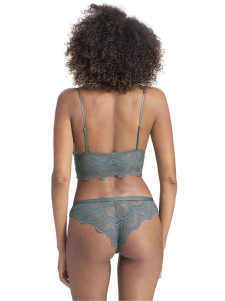 DORINA Mia Slip Brazil 1+1 Δώρο - D000322LA012-2X0072 Pink/Green