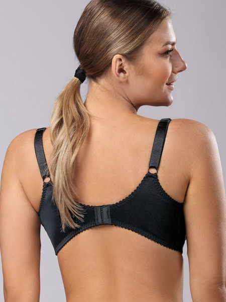 DORINA Philippa Σουτιέν Curves D/E/F - D15006A-V00 Μαύρο