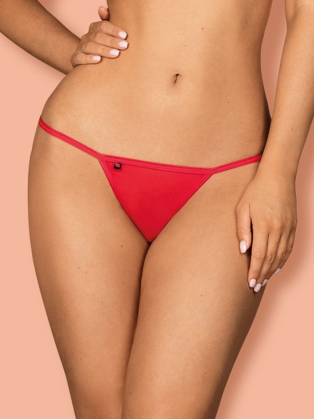 Obsessive Giftella Thong Red