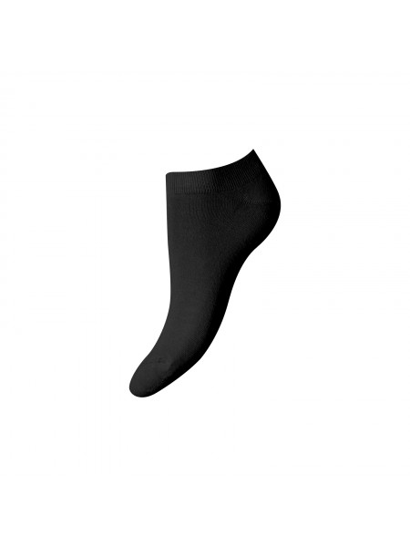 WALK Γυναικείες Κάλτσες Κοφτές Bamboo ΜΑΥΡΟ - W332