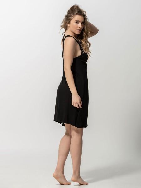 LUNA Barbados Καλοκαιρινό φόρεμα - 92051 Μαύρο